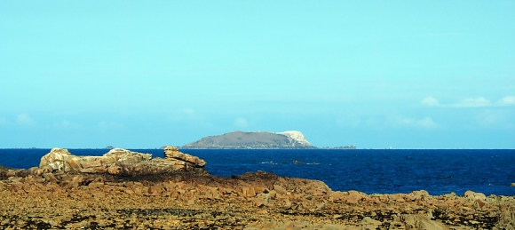 Die größte der sieben Inseln