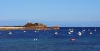 Das Boot gehört zur Bretagne