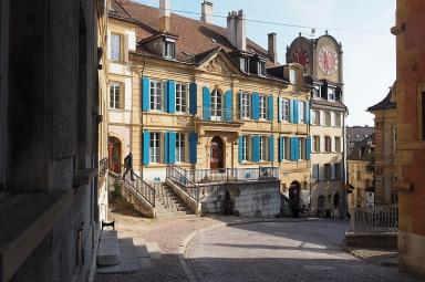 Die rue du Château